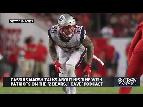 Cassius Marsh Says Patriots 'Treat Players Like Crap,' Bill Belichick Holds Boring Team Me