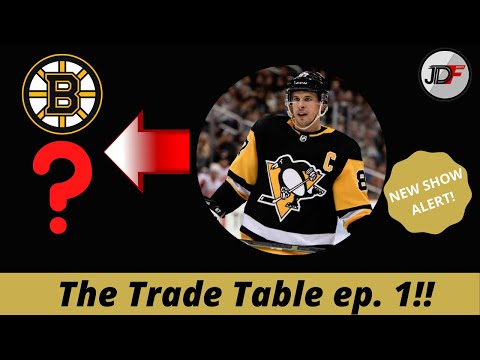 Discussing the NHL Trade Rumors (Trade Table Ep.1)