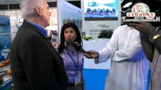 TOC DUBAI 2013 - Luciano Grapsa Interview