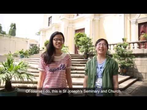 St Joseph's Seminary and Church - MGTO x SCMP Young Post Macau World Heritage Summer Tour