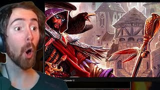 Asmongold Reacts To The HARDEST LEGENDARY To Get In Classic WoW