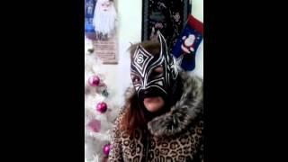Mensaje navideño de Lady Sensación