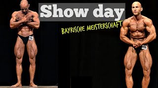 Road to Ifbb // Bayrische Meisterschaft