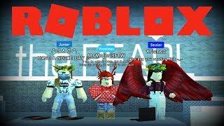 Roblox | Lycée de Robloxian | Jouer avec des amis W / Jac et Arianna!