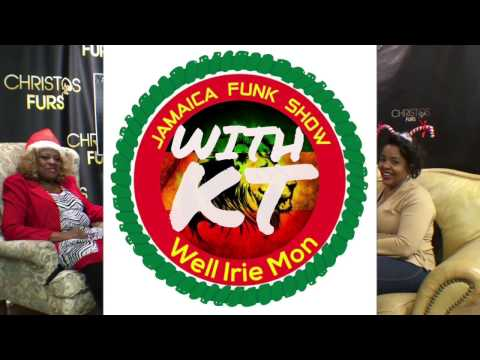 Jamaica Funk Show & 2nd Interview with Halimah Muhammad-Ali