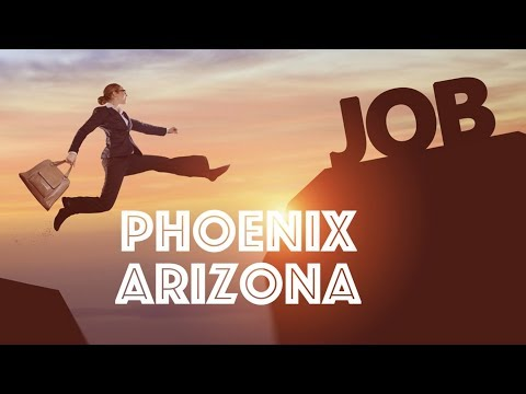 Jobs In Phoenix Arizona