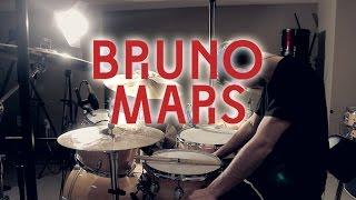 24K Magic - Bruno Mars - Drum Cover