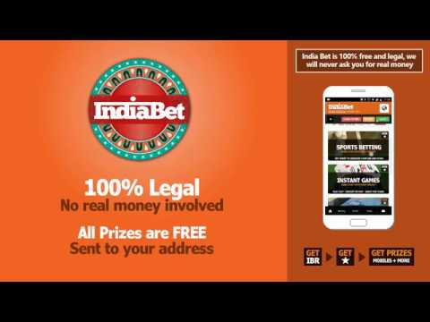 Social Betting with Prizes - India Bet