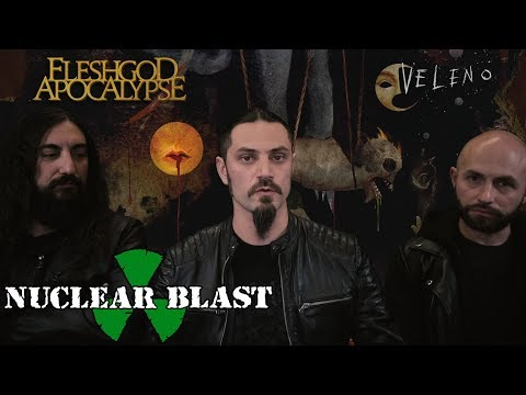 FLESHGOD APOCALYPSE - The Meaning of Veleno (OFFICIAL INTERVIEW)
