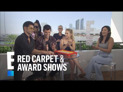 """""""Scream Queens"""" Stars Play Operation Game for Charity   E! Live from the Red Carpet"""