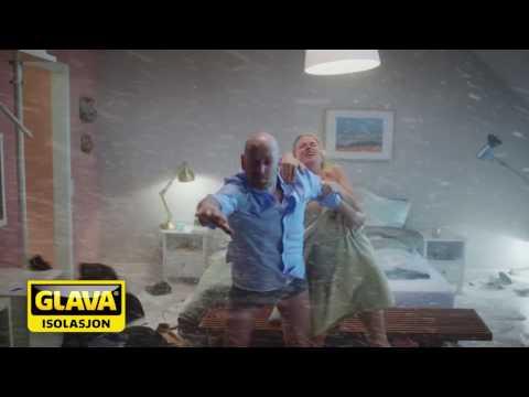 GLAVA reklamefilm soverom