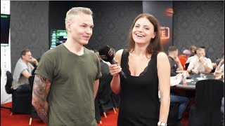 SPF Summer: Евгений Корчагин согласился набить шпица на руке
