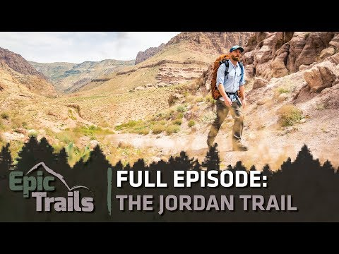 Epic Trails: Hiking the Jordan Trail | FULL EPISODE
