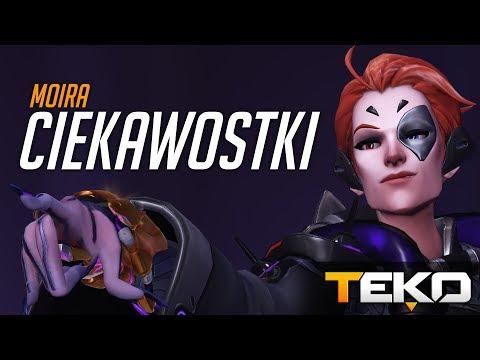 Interesujące fakty o Moirze! [Overwatch] thumbnail