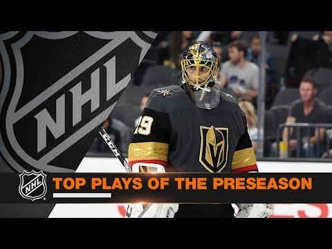 Top 10 Plays of the Preseason