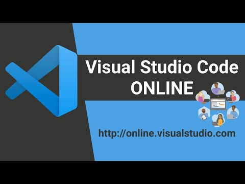 Conhecendo o Visual Studio Online (Visual Studio Code no Browser)
