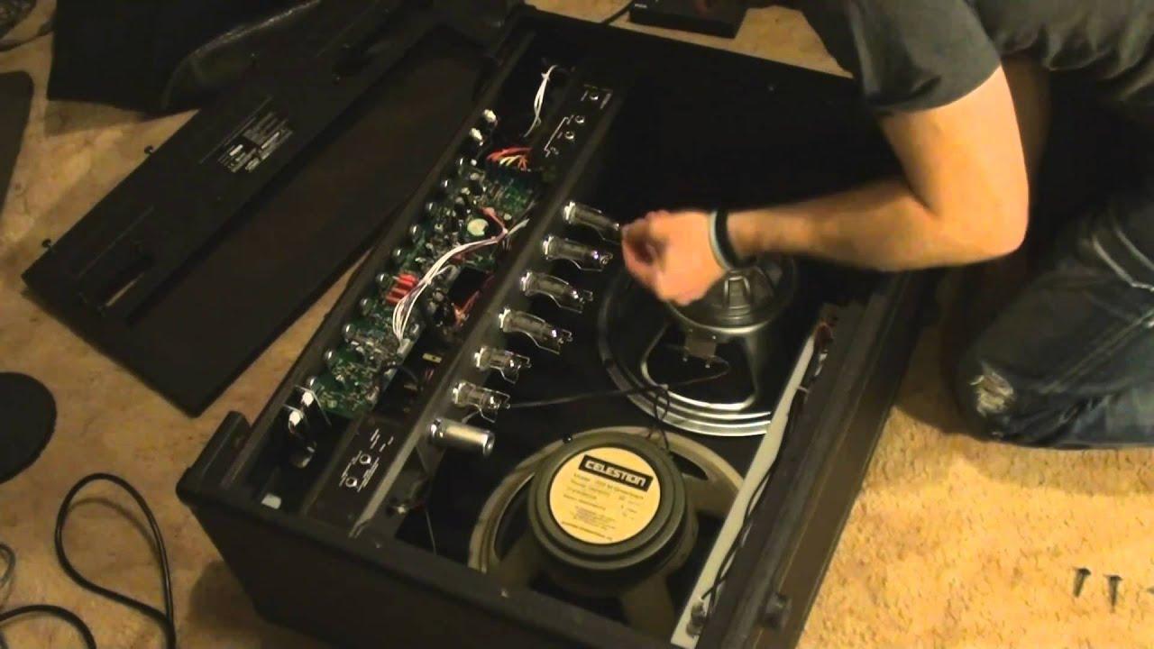 VOX AC30 Speaker Change