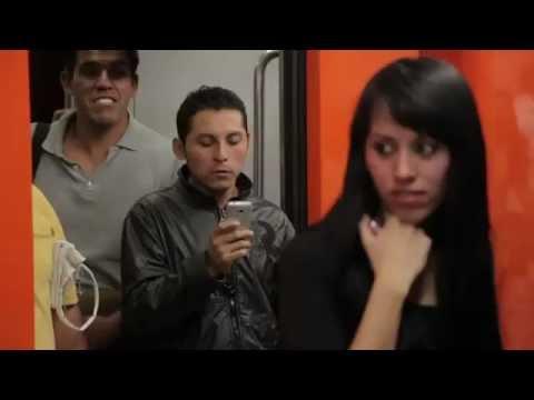 Culos del metro mexico 1 - 2 7