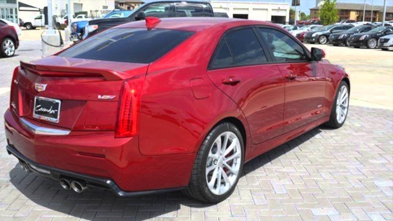Cadillac San Antonio >> 2016 Cadillac Ats V Sedan For Sale In San Antonio Cavender Cadillac