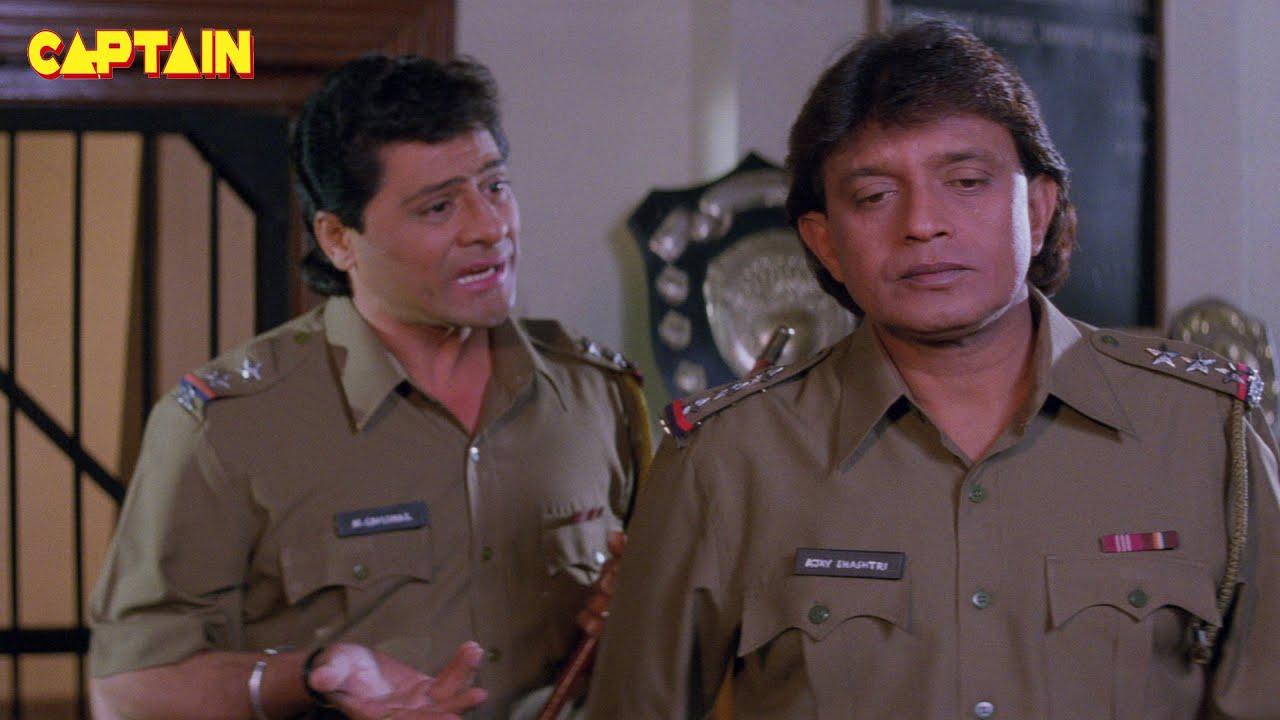 """मिथुन चक्रवर्ती, इंद्रानी हल्दर की नई रिलीज़ हिंदी एक्शन फिल्म """" भैरव """" #Mithun Chakraborty"""