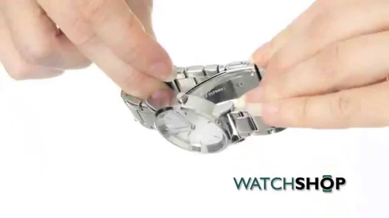 e34645f38 DKNY Ladies' SoHo Watch (NY2177) - YouTube