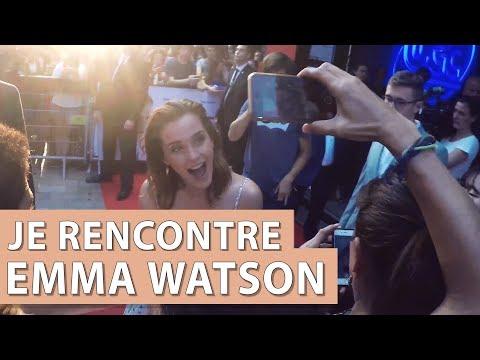 JE RENCONTRE EMMA WATSON [AVANT-PREMIÈRE THE CIRCLE]