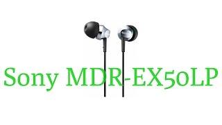 Наушники Sony MDR-EX50LP: обзор достоинств и недостатков, отзыв о звуке(, 2015-02-18T15:46:10.000Z)