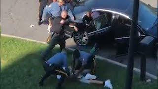 University Defends Cops Drawing Guns During Student Fight On Campus