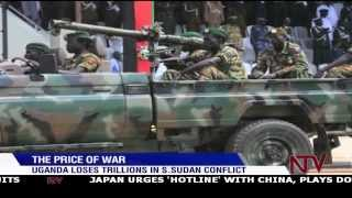 The Price of war: Uganda loses trillions in S. Sudan conflict