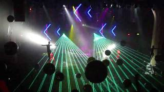 SWEDISH HOUSE MAFIA - WE ARE YOUR FRIENDS (Simian) @ BRIXTON ACADEMY 2009
