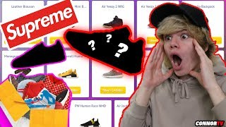 Crazy $850 Hypebeast Online Mystery Box! ItemUnbox Yeezy Giveaway!