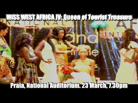 Miss West Africa International IV 2013 Promo: Queen of Tourist Treasure (Africa's Best Pageant)