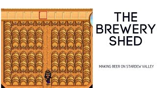 Stardew Valley with Briddy: Brewery