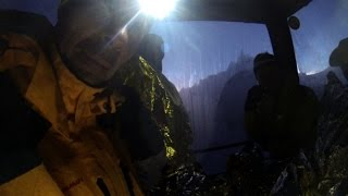 33 people spend night stuck in cable cars over Alps