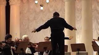 125th anniversary concert of N. Myaskovsky's music (1.10.2006)