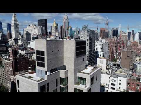 Most Spectacular Solar Thermal Installation In Manhattan Gramercy NY
