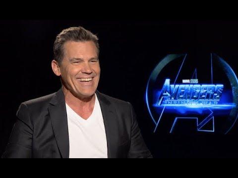 Josh Brolin   Thanos in AVENGERS INFINITY WAR unedited
