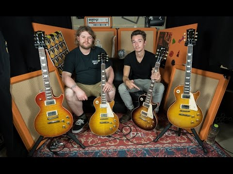 History of the Gibson Les Paul