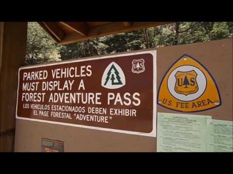 Apple Tree Campground - Angeles National Forest