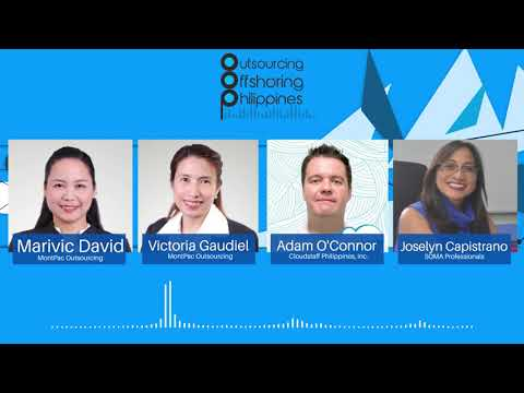EP05 - Outsourcing and Offshoring - Philippines Podcast