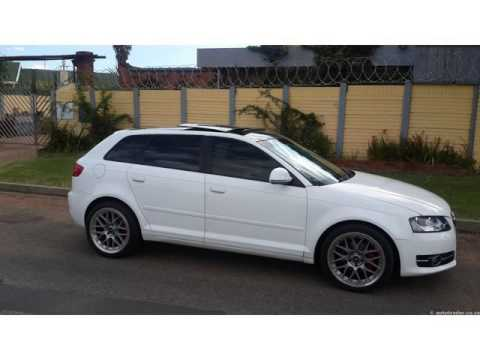 2010 audi a3 1 8 tfsi auto for sale on auto trader south. Black Bedroom Furniture Sets. Home Design Ideas