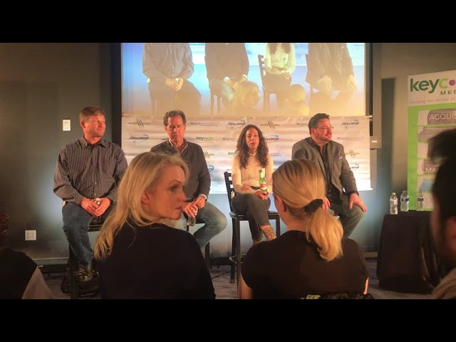 Pre-NAB Panel -The present & future of post production (part 1)