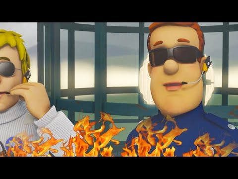 Fireman Sam US New Episodes  Shape up and shine  Best of Firefighter Sam 🚒 🔥 Cartoon for Children