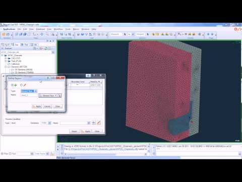 [Начертательная геометрия 3D] Пересечение гранных поверхностей объемное моделированиеиз YouTube · Длительность: 2 мин