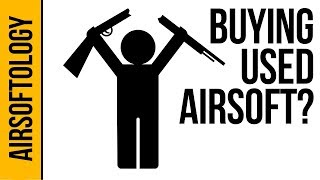Should You Buy Used Airsoft Guns? | Airsoftology Q&A Show