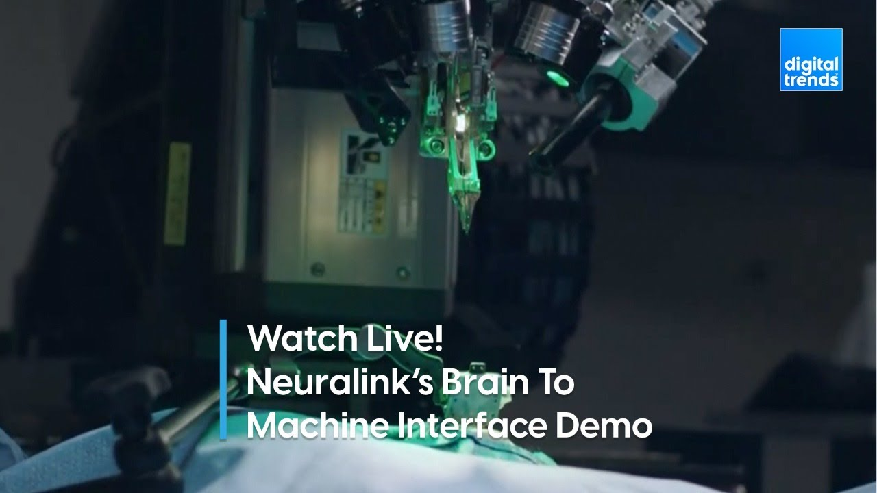 Elon Musk demonstrates Neuralink's tech live using pigs with ...