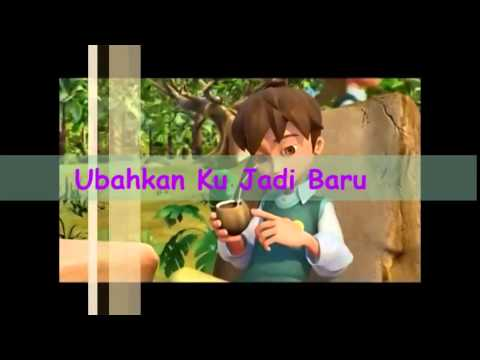 Puisi Maha Karya (Superbook Indonesia Closing Song