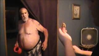Angry Grandpa - Bitten By A Snake (Prank)