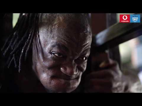 The new Vodacom Bulls Scrum Machine