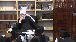 Jamia Class Ahmadiyya UK: 23rd October 2010 - Part 1 (Urdu)